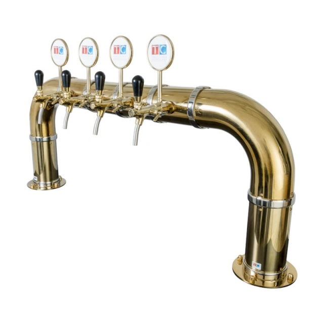 BEETHOVEN Bridge - Beer tower with 4 taps