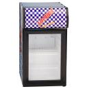 SC-20H - Glass door cooler