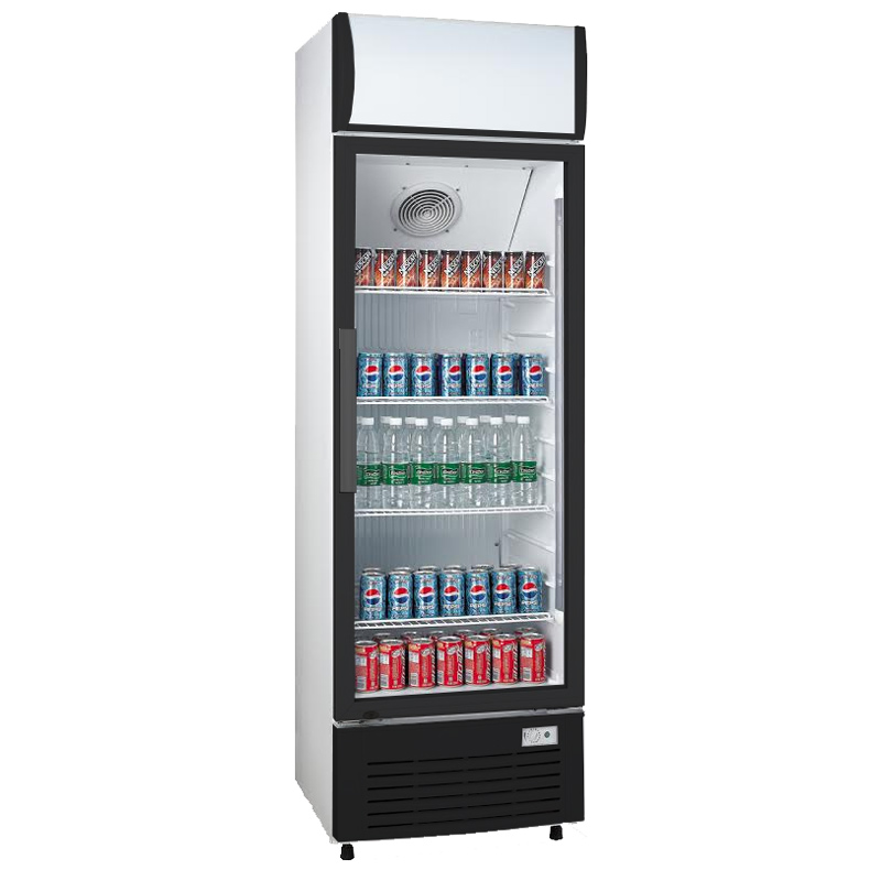 LG-220X - Glass door cooler
