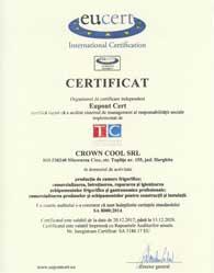 Certificat SA-8000
